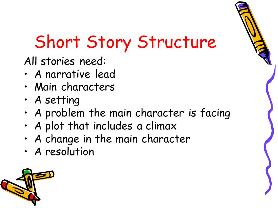 http://slideplayer.com/slide/9219524/27/images/8/Short+Story+Structure+All+stories+need:+A+narrative+lead.jpg