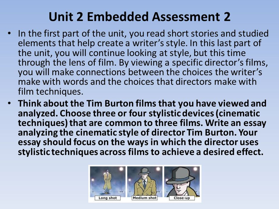 tim burton stylistic devices Real world article (written from a production point of view) identity crisis tng, episode 4x18 production number: 40274-192 first aired: 25 march 1991.