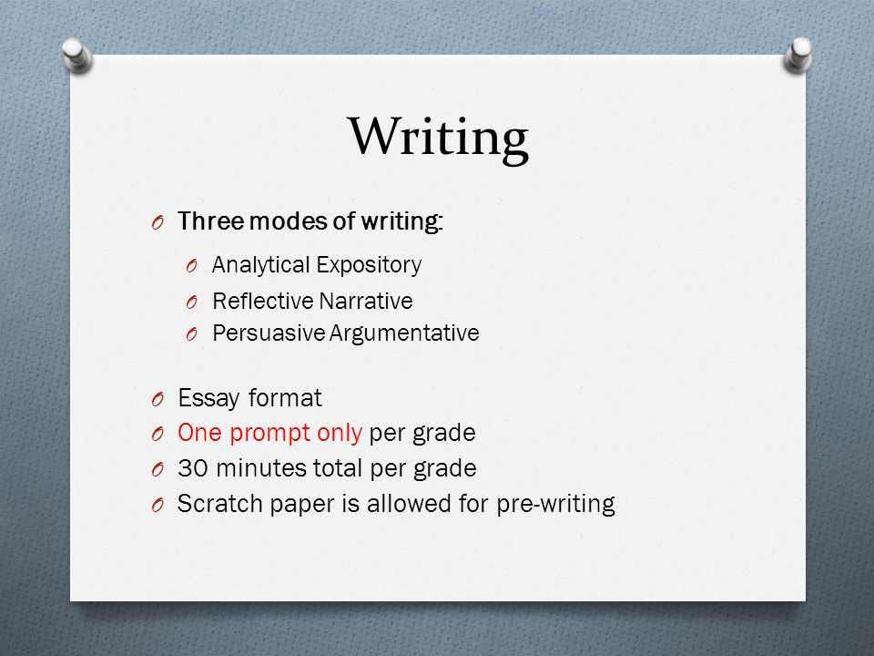 Analytical Essay Outline Template