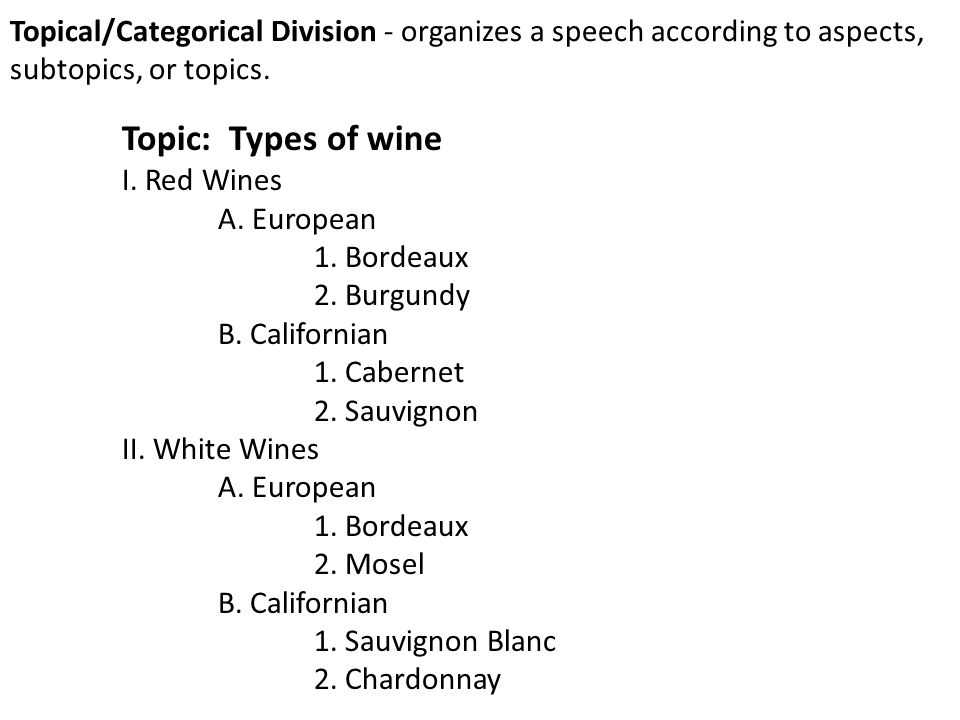 Topic: Types of wine I  Red Wines A  European 1  Bordeaux 2