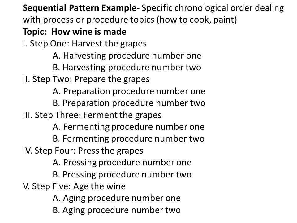 A processing essay examples
