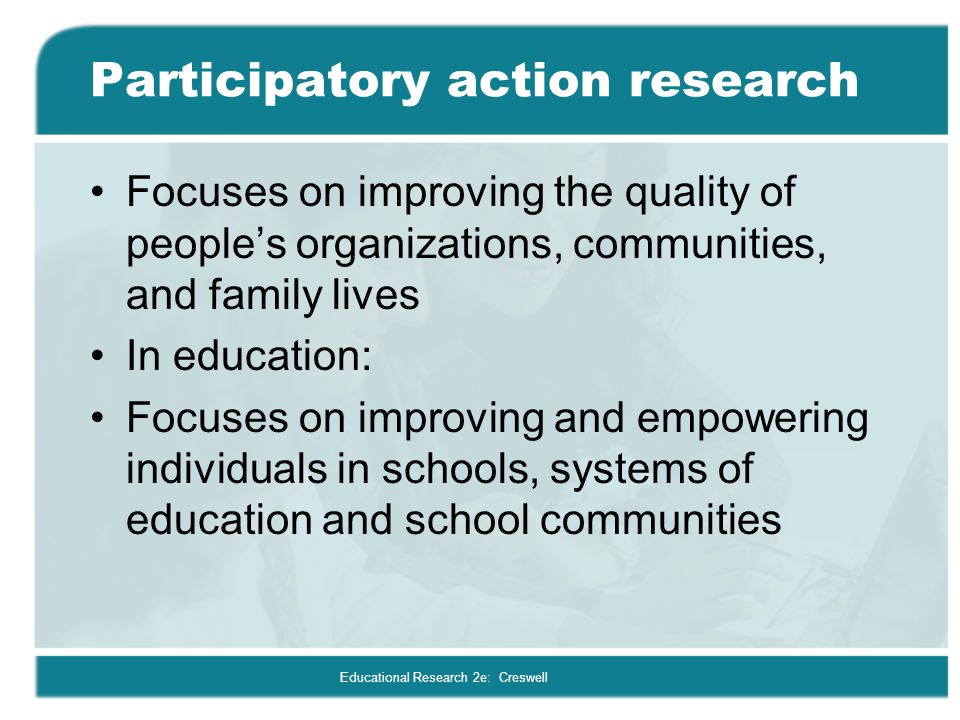 """action research on indiscipline in schools Typically, action research is undertaken in a school setting it is a reflective process that allows for inquiry and dis-cussion as components of the """"research"""" often, action research is a collaborative activity among colleagues searching for solutions to everyday, real problems experi."""