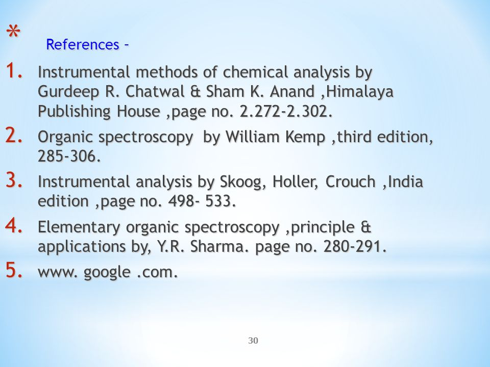methods of chemical analysis Water sampling and analysis 51 4 water sampling and analysis  chemical contaminants are unlikely to present an unrecognized hazard in con-  413 sampling methods for microbiological analysis detailed methods for sampling for microbiological analysis are given in annex 4.
