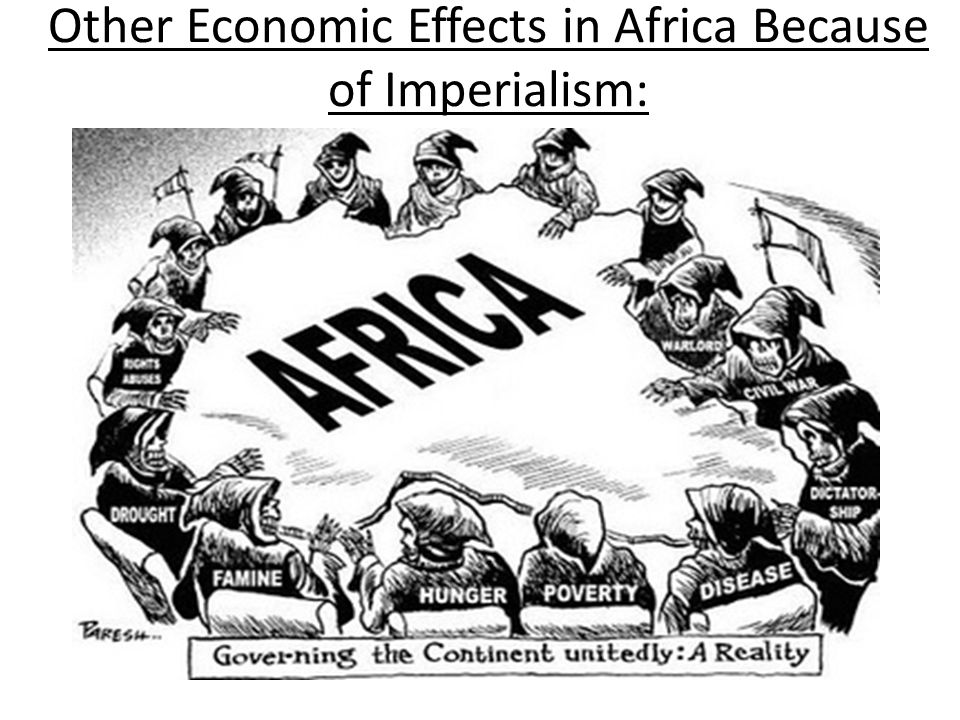 economic imperialism Economic imperialism is like neo colonialism with out the cultural and political clutter and without the fashionable clothes, graphics and bright young things.