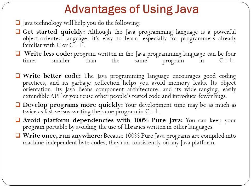web application development using java technologies ppt