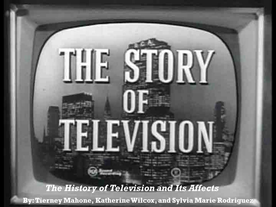 the television broadcast of politics and its effects on americans How did television affect american society during but it's safe to say that millions of americans did television affected us politics in the 1950's by.
