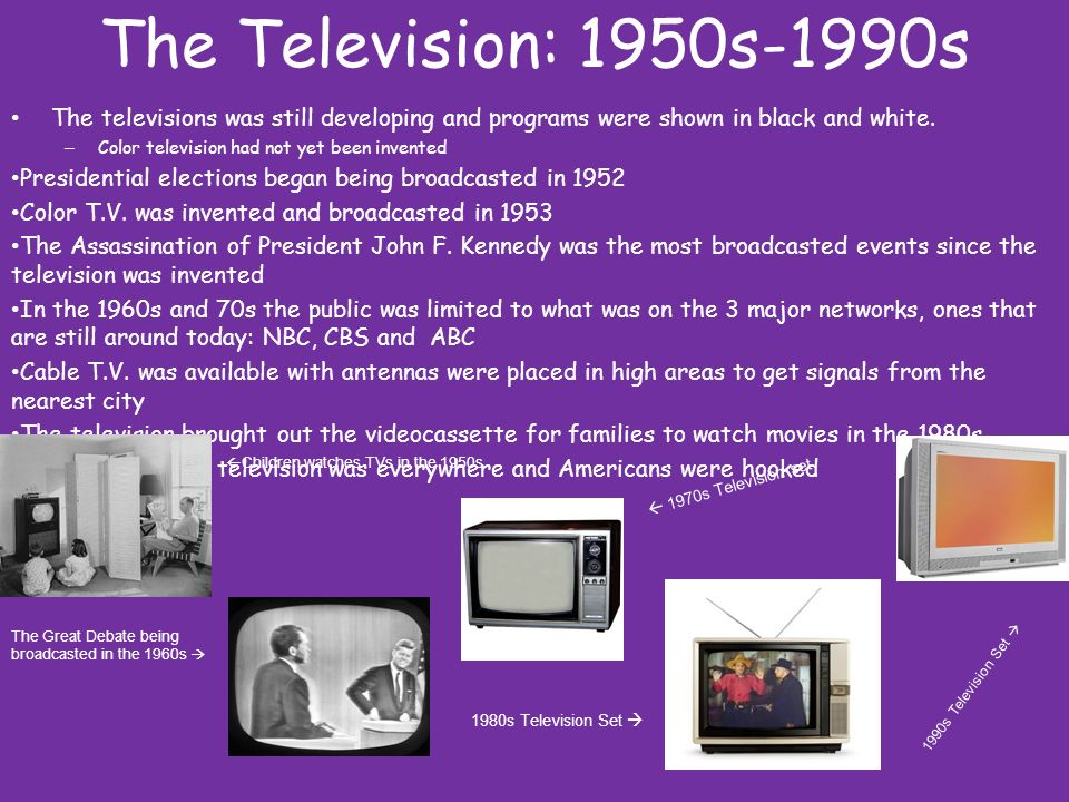 tv and its effect