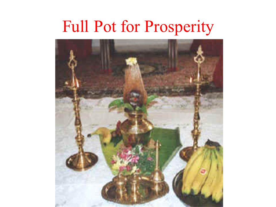 Full Pot for Prosperity