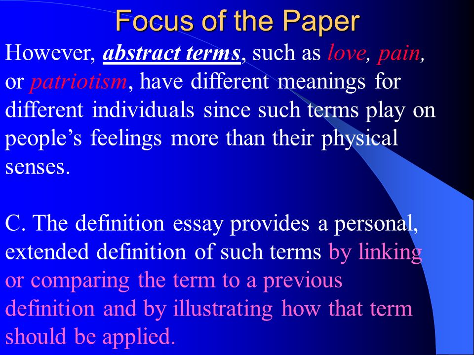 referencing within an essay