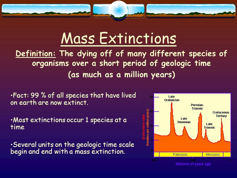 geologic time and mass extinctions ppt video online download. Black Bedroom Furniture Sets. Home Design Ideas