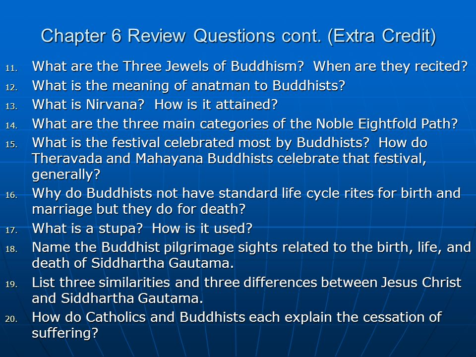 Exploring The Religions Of Our World Ppt Download