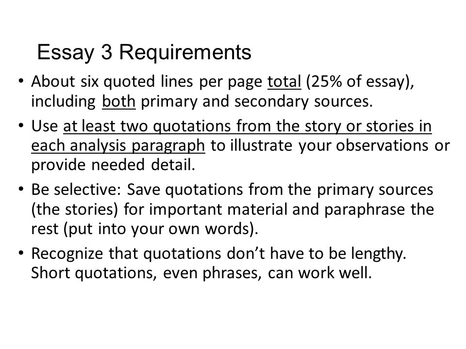 primary sources intro and quoting ppt video online  5 essay 3 requirements about six quoted lines per page