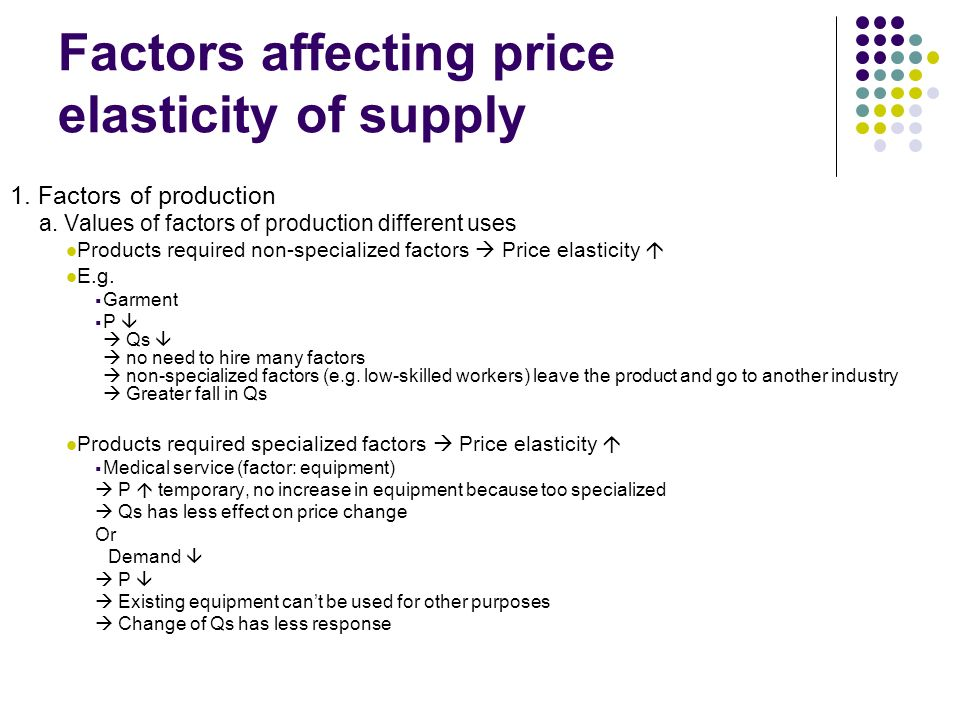 factors that affect the market price of oil 5 factors affecting cotton prices  changes in the price of oil can also directly affect  apparel markets the post-2009 jump in cotton prices led.