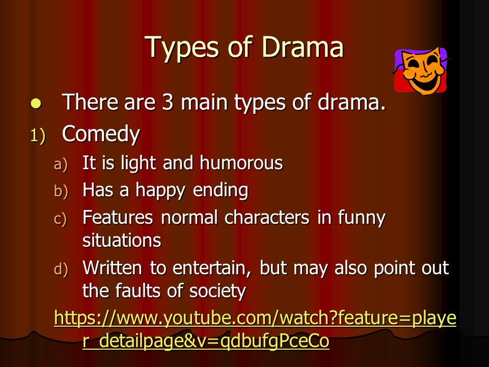 What Is Drama Selol Ink