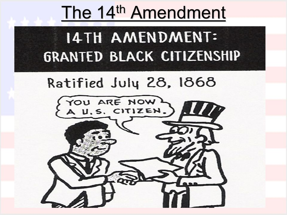 the adoption of the 13th amendment This page includes materials relating to the thirteenth amendment and the abolition of slavery cases, comments, questions.