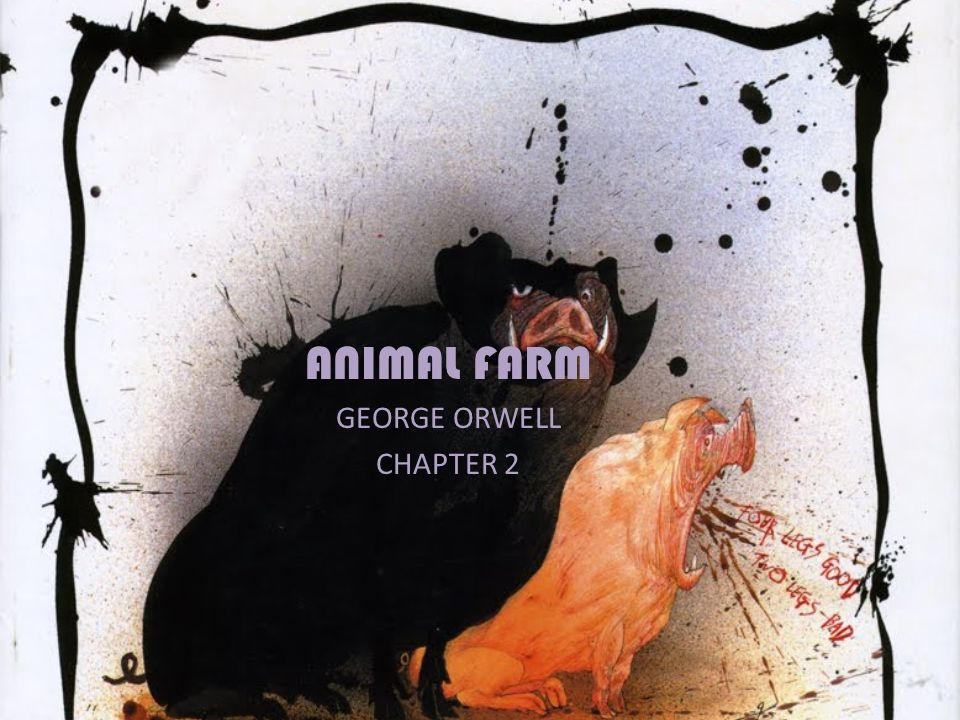 animal farm movie