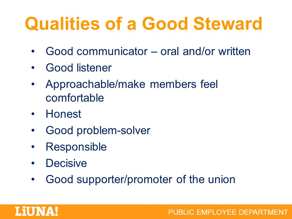qualities that make a good public servant There are many qualities needed in the public  and professions what qualities are required in a public servant what qualities are required in a public servant.