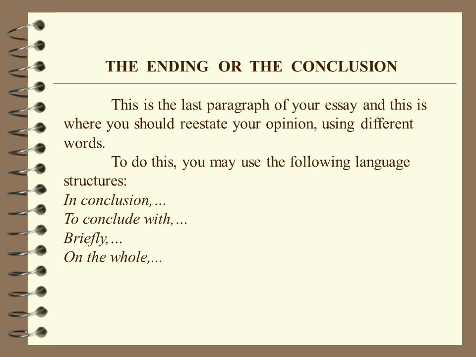 ending words for an essay The spelling of words ending in ed in english - rules, exceptions and examples.