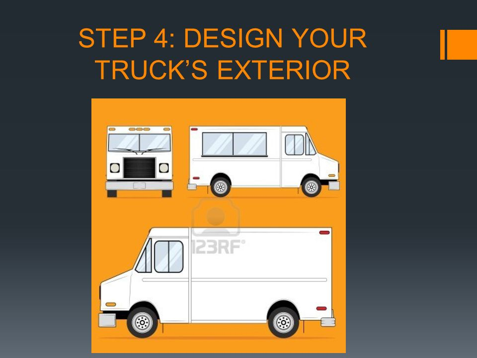 Food truck project ppt video online download for Design food truck online