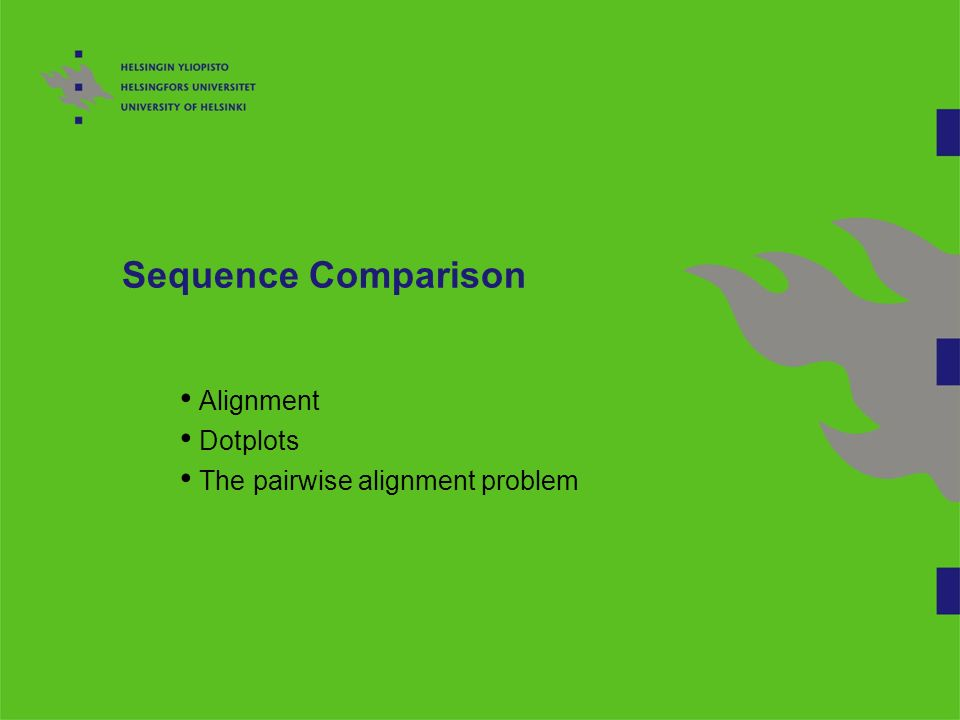 applications of multiple sequence alignment ppt