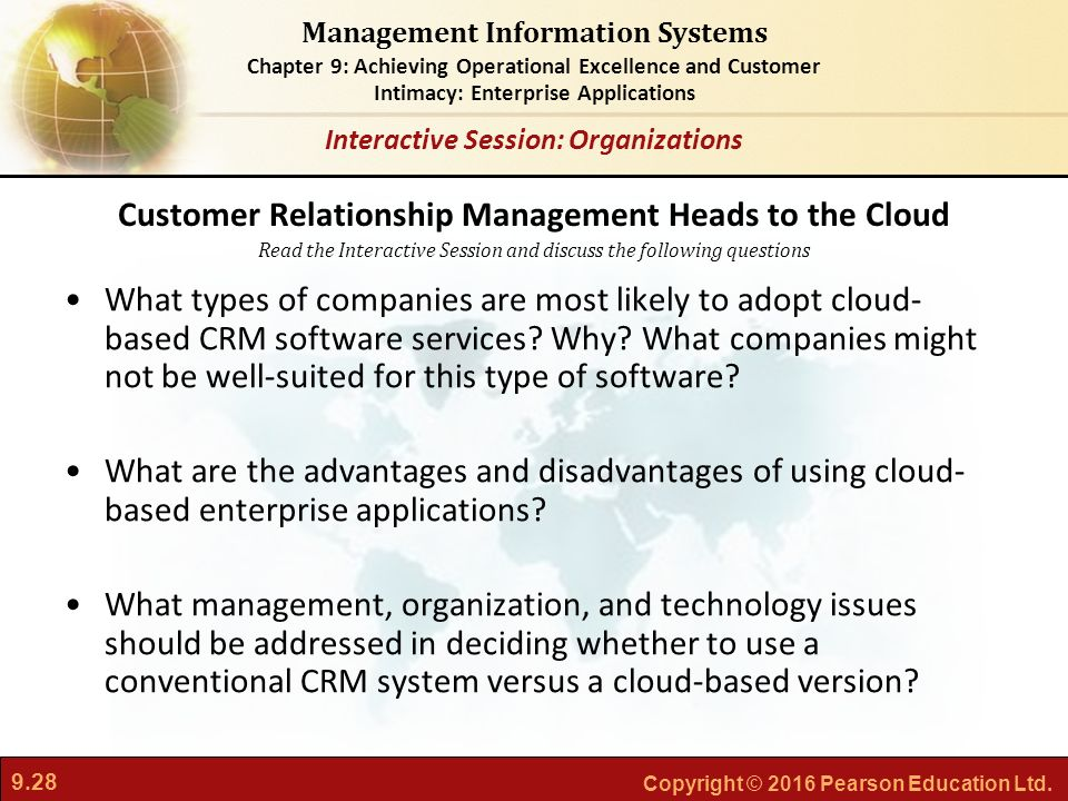 cloud based provider relationship management software