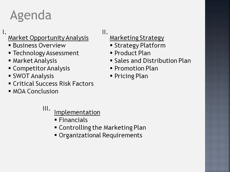 an analysis of a comprehensive marketing plan Comprehensive marketing plan analysis, richmond's brand city of richmond marketing plan  city of richmond.