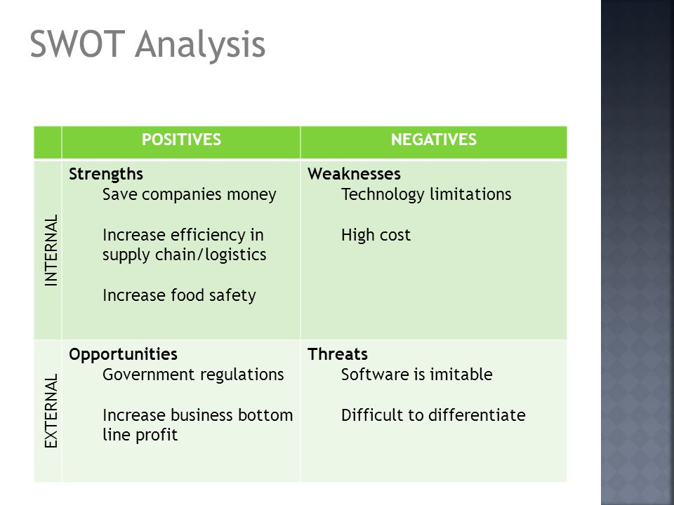 Swot analysis hardap freight services