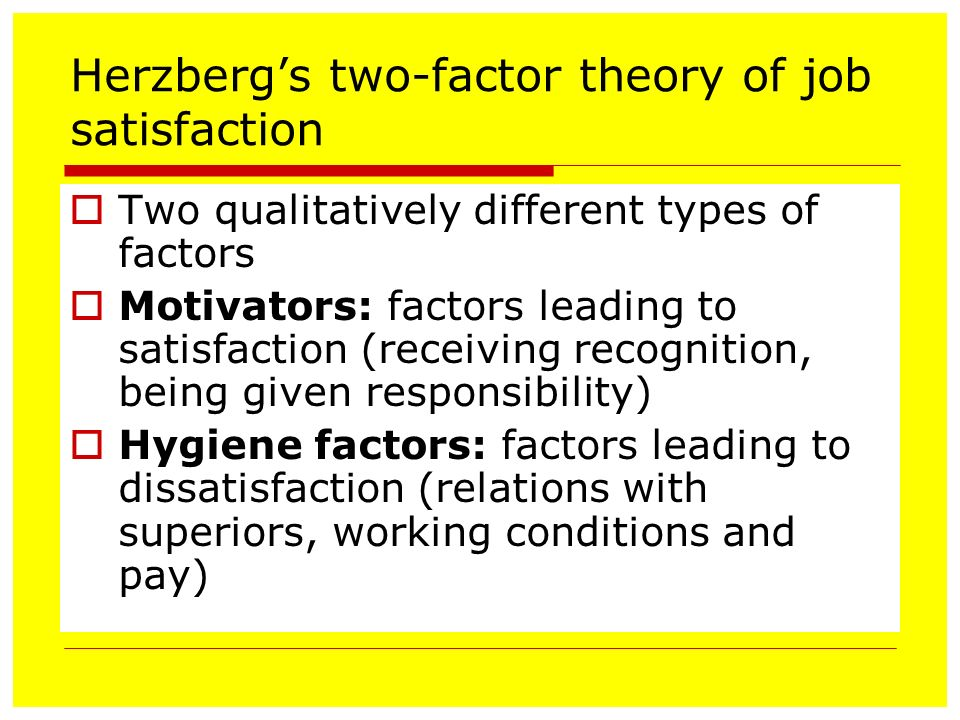 factors leading to job satisfaction A study of the factors influencing customer satisfaction and efficiency in contact centers: the combined effect marketing master's thesis terhi rekil.