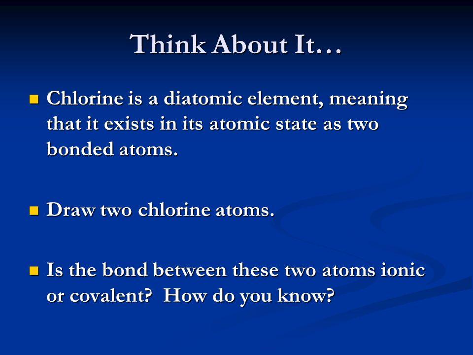 Covalent Bonding Chemistry Lesson #1. - ppt video online download