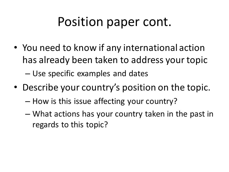 position papers about abortion Opinion vs position papers: opinion papers vs position papers there is a great amount of confusion between position papers and opinion such as abortion.