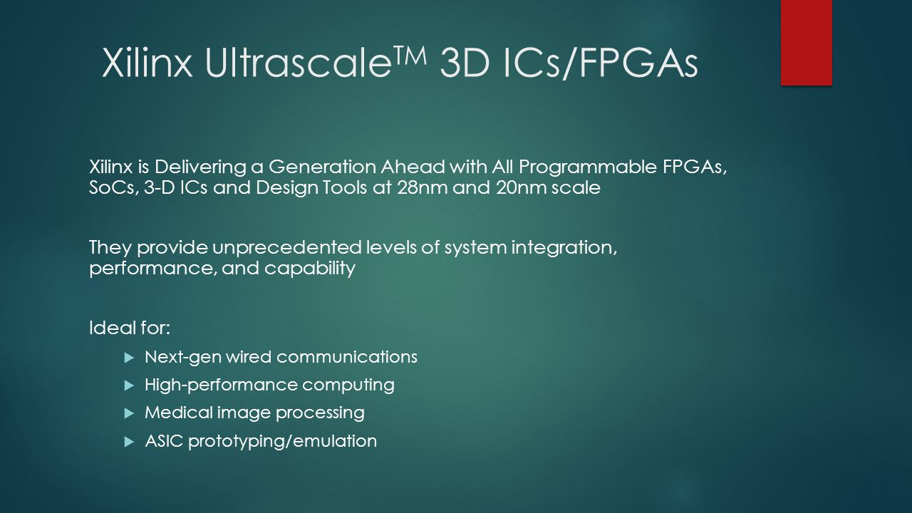 3-Dimensional IC Fabrication and Devices - ppt download