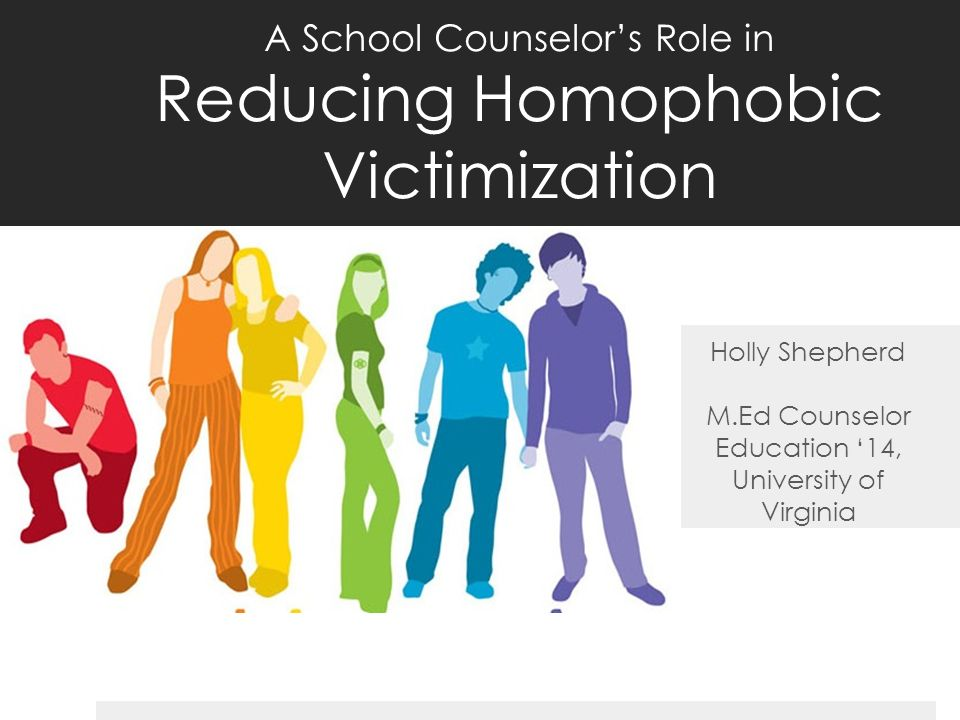 school counselors in the role of reducing bullying The role of elementary school  given the expertise and role of elementary school counselors,  the role of elementary school counselors in reducing school bullying.