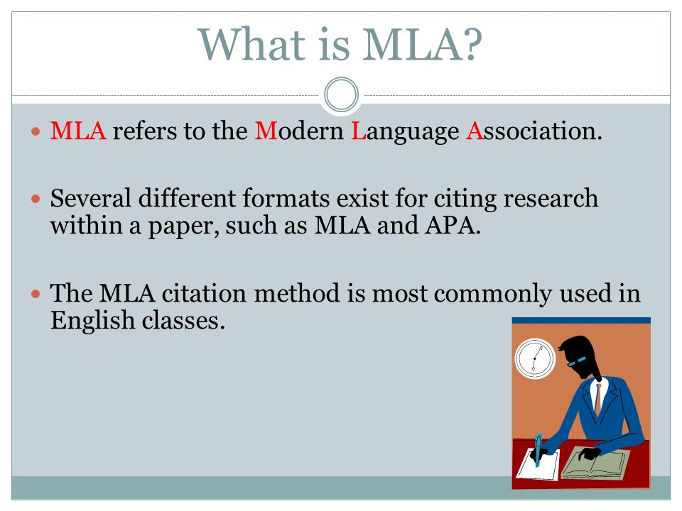 what is mla style format The modern language association or the mla writing format is used commonly when writing papers in the liberal arts and humanities field.