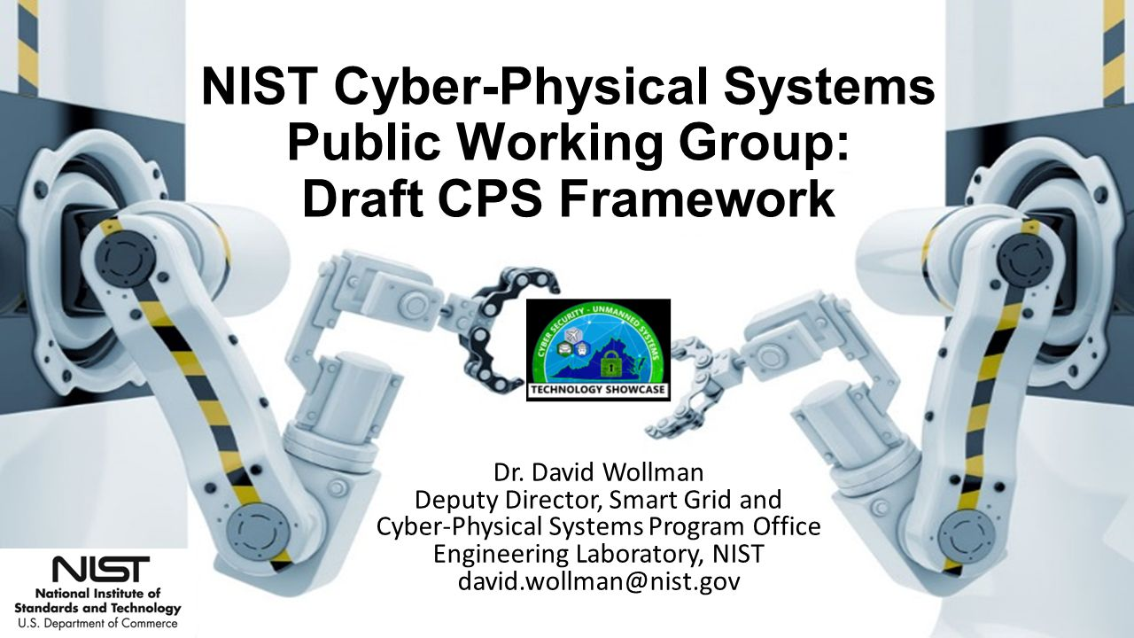 nist cyberphysical systems public working group draft