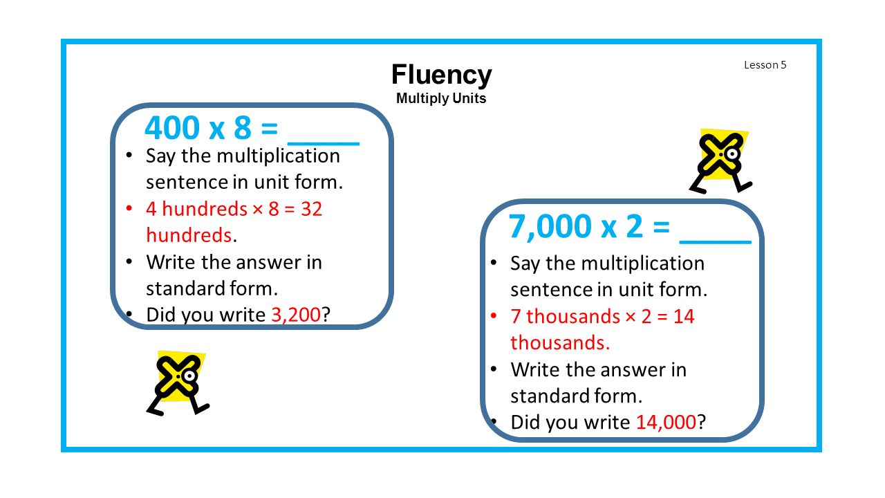 Math Module 3 Multi-Digit Multiplication and Division - ppt download