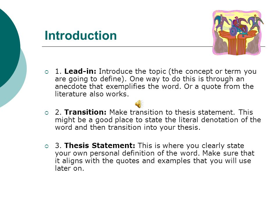 what is a definition essay ppt download introduction - Examples Of Definition Essays Topics
