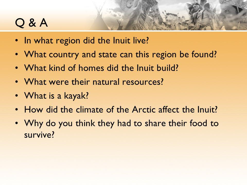 Kwakiutl Natural Resources