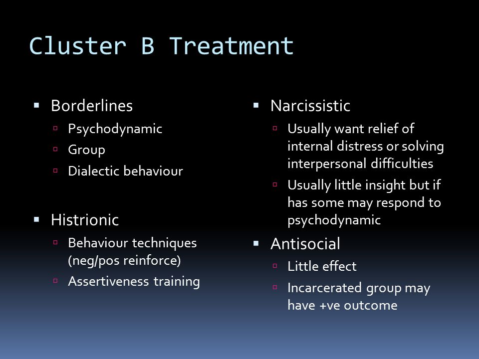 cluster b personality disorders treatment cambodiatour