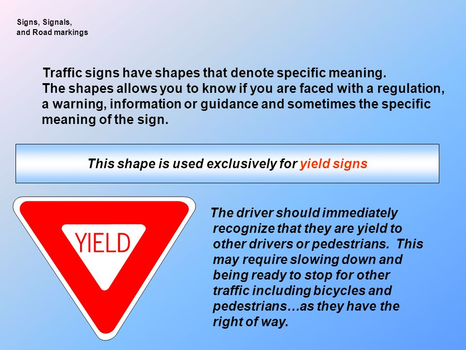 yield sign means wwwpixsharkcom images galleries