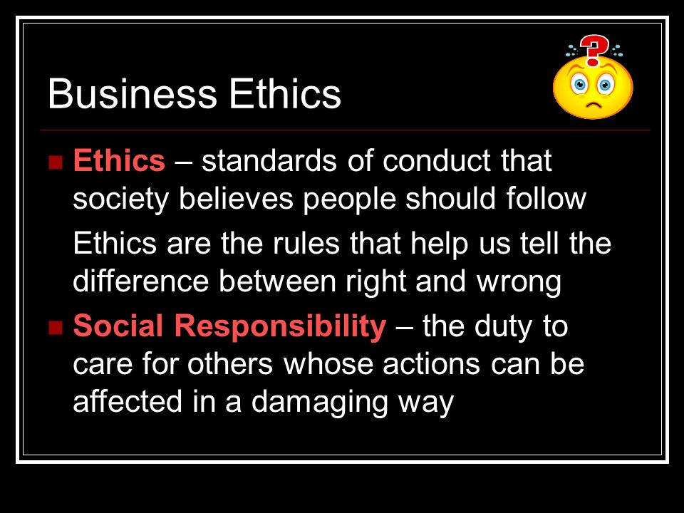 differences between social societal and socially responsible marketing Social responsibility and the role of business  of the firm's profits for socially responsible causes  a business can have on society and its social.