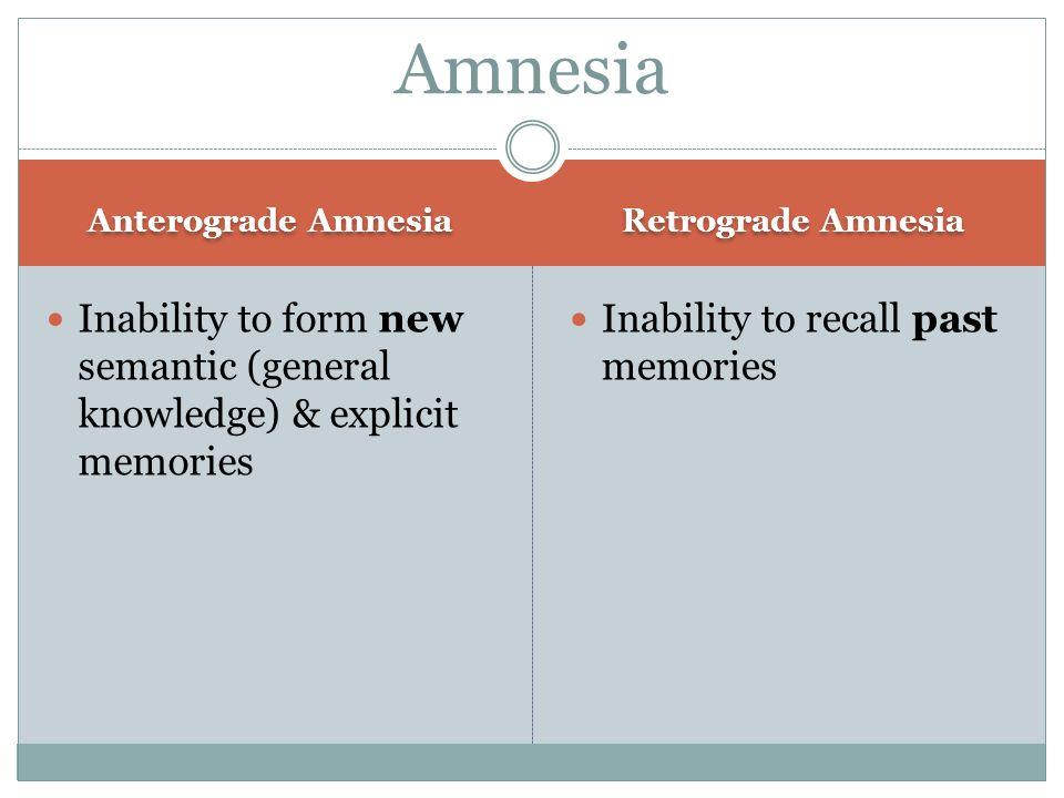 Memory How do we retain information? How do we recall information ...