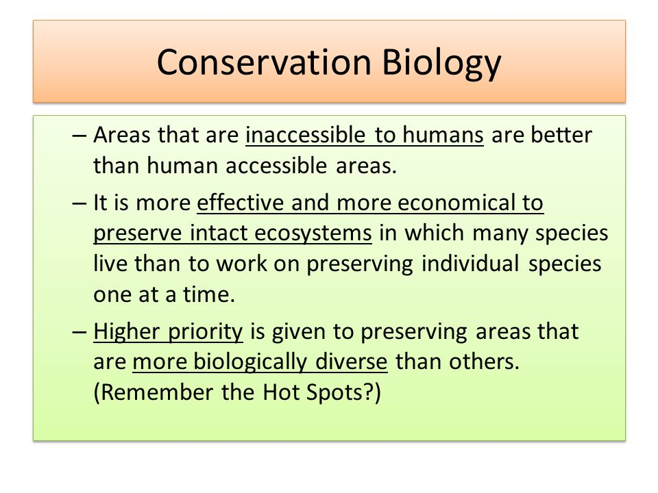 conservation biology essay questions Economic and social aspects of conservation biology conservation for some topics having some you will be asked to answer 2 out of 3 essay questions.