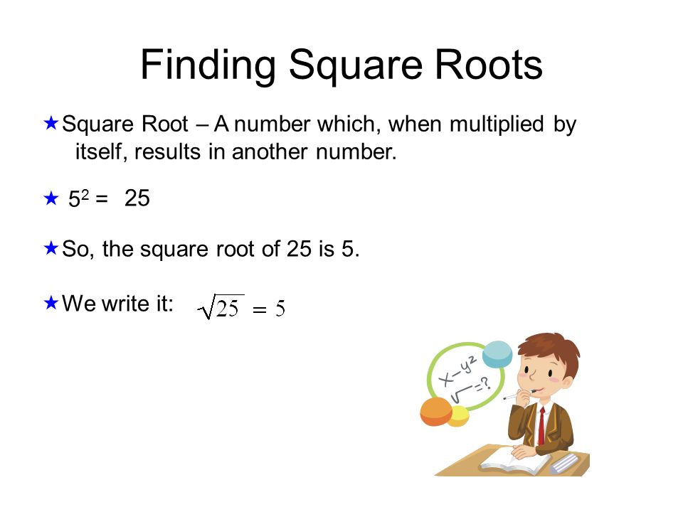 C program to find square root of a number