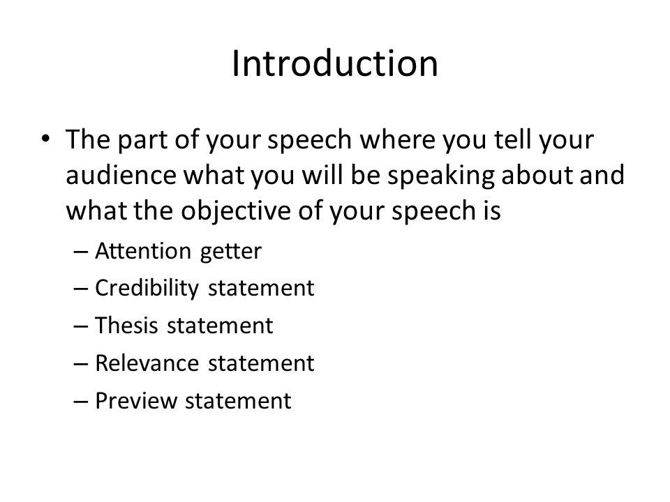 informative speech attention getter Informative speech examples to take advantage of look through them to know how to write and format your own papers  introduction a attention getter: do you know.