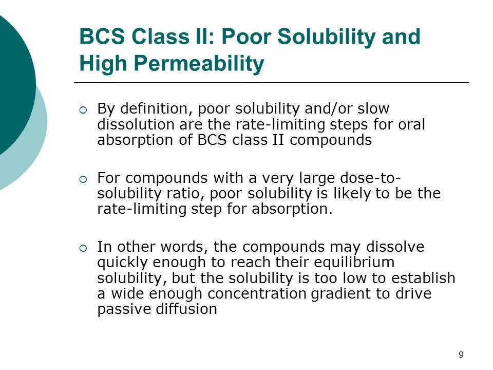 list bcs class