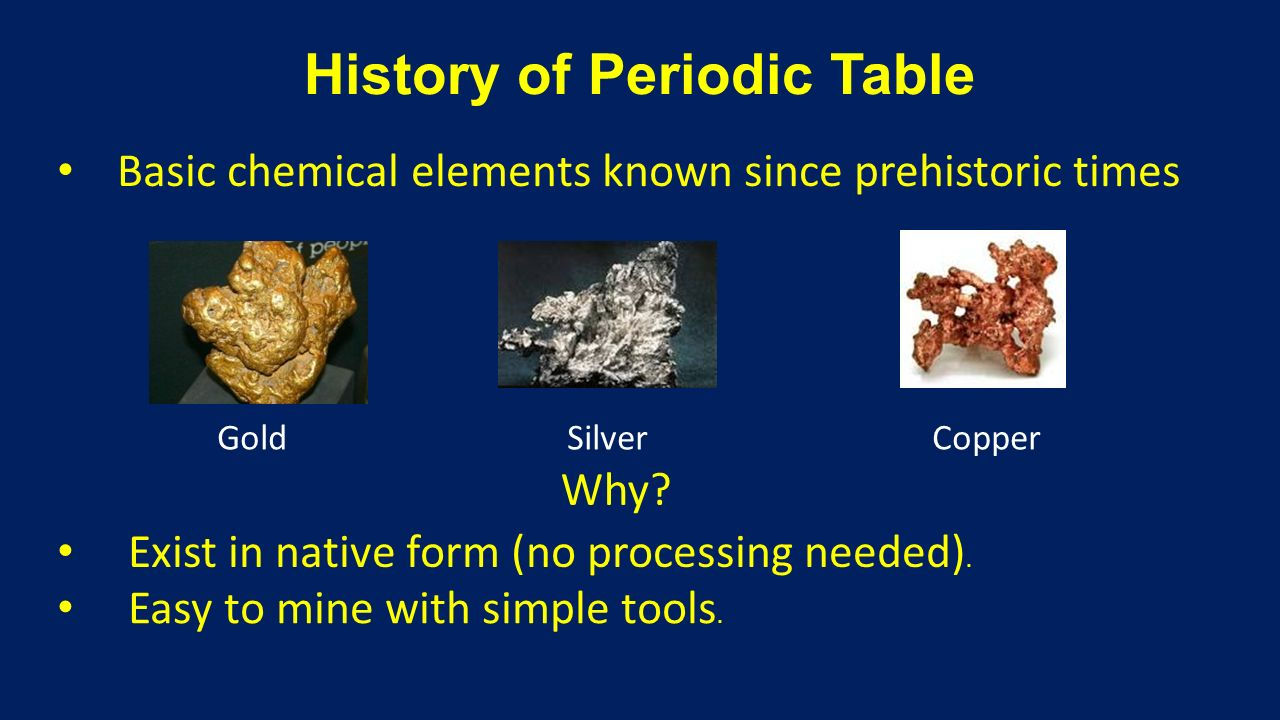 Introduction to the periodic table ppt download history of periodic table gamestrikefo Images