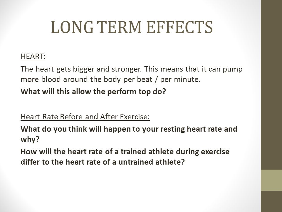 The Truth About Heart Rate and Exercise