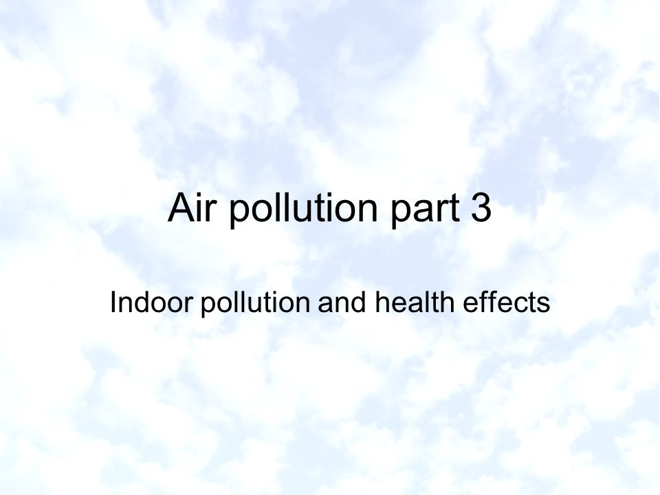indoor air pollution and health formaldehyde and Formaldehyde is known to contribute to poor indoor air quality and is  the  potential health effects depend on the amount of formaldehyde inhaled, the  length of.