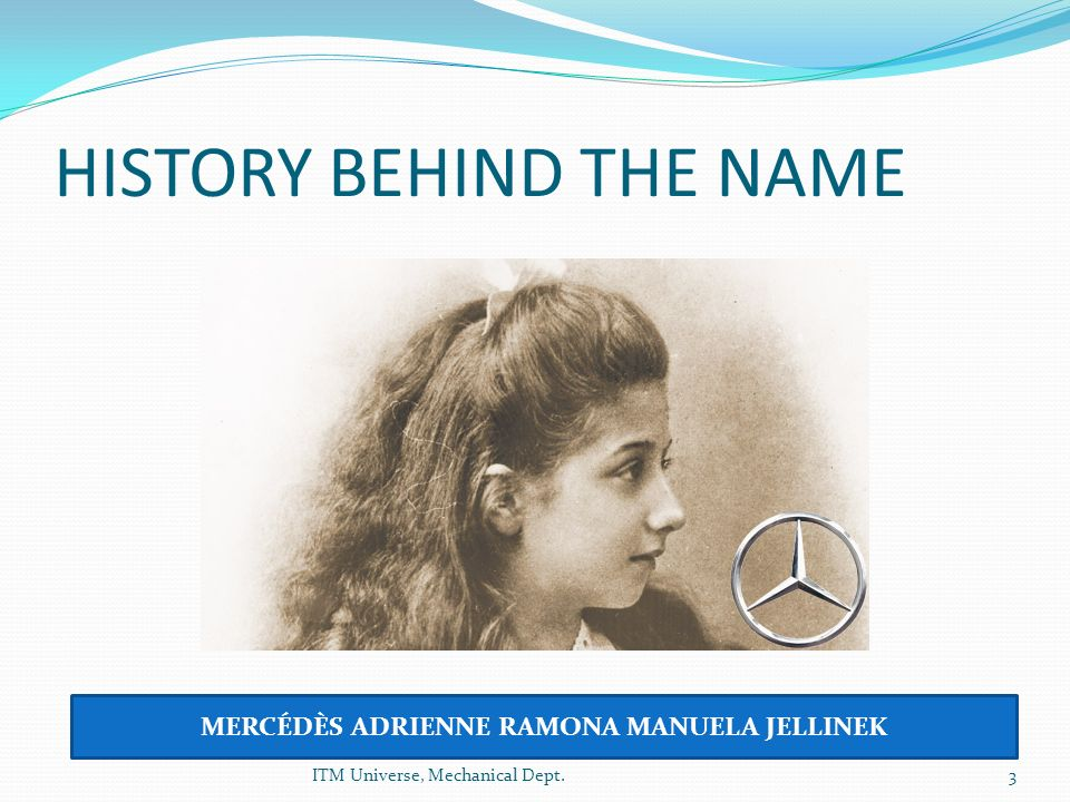 The best or nothing ppt video online download for Mercedes benz name origin