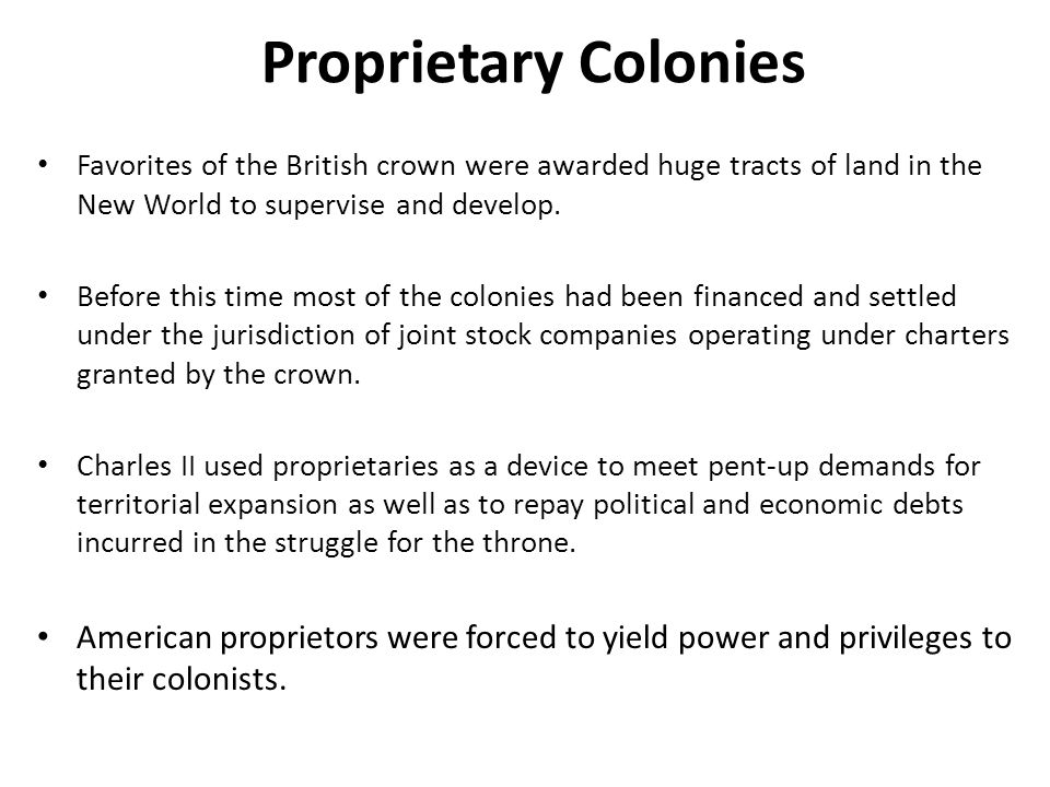 Colonial America. - ppt download